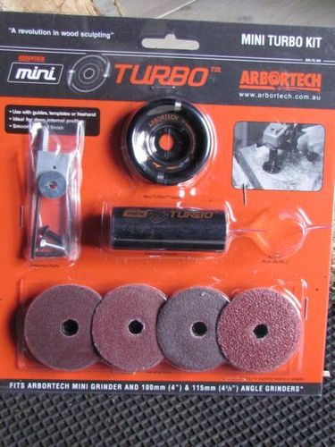 Mini Turbo Kit